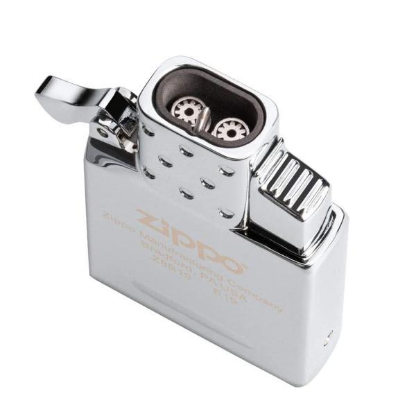 ジッポー 純正品 交換用インサイドユニット ガスライター/ダブルトーチ/65840/送料無料