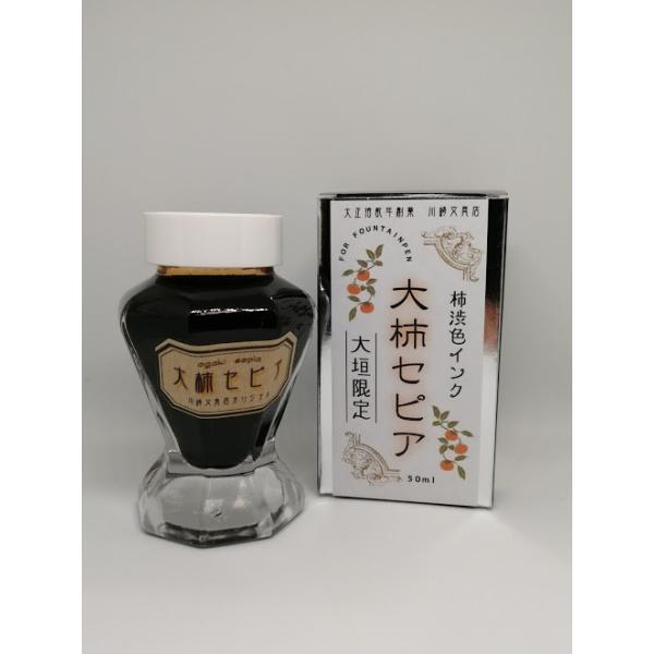 大柿セピア|kawasaki-bungu