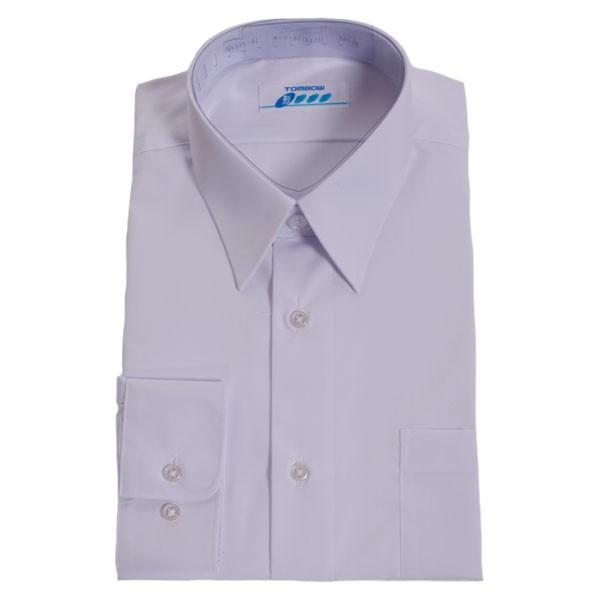 スクールシャツ 学生服 男子 長袖 トンボ カッターシャツ 2枚 組形態安定加工 抗菌防臭加工|kawatoh|02