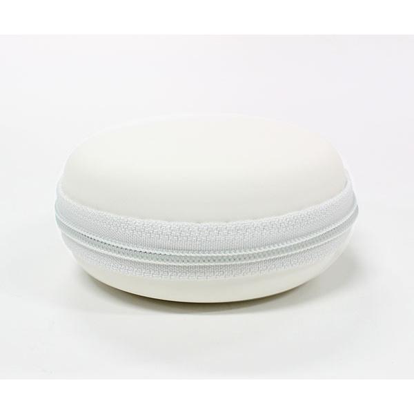イヤホン&コードケース 丸型(直径9cm)|kawauchi|03