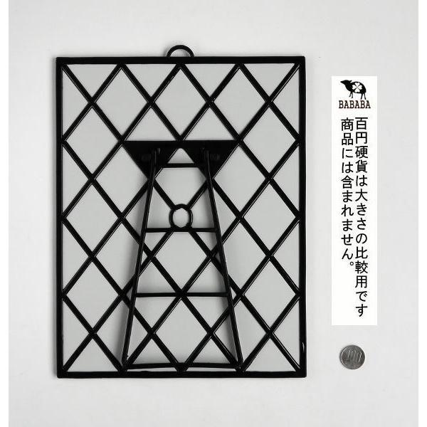 スタンドミラー 大(31×23cm) [色指定不可]|kawauchi|04