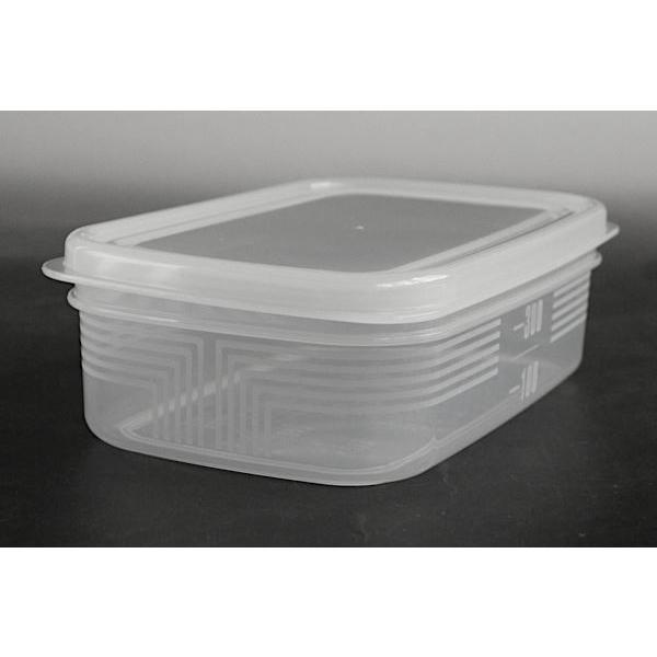 食品用シール容器 しっかりパック 満量450ml 2個入 kawauchi 03