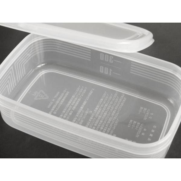 食品用シール容器 しっかりパック 満量450ml 2個入 kawauchi 05