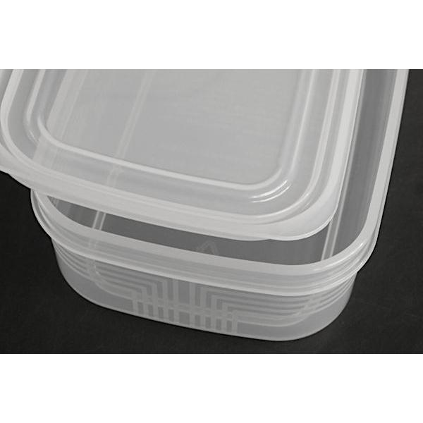 食品用シール容器 しっかりパック 満量450ml 2個入 kawauchi 06