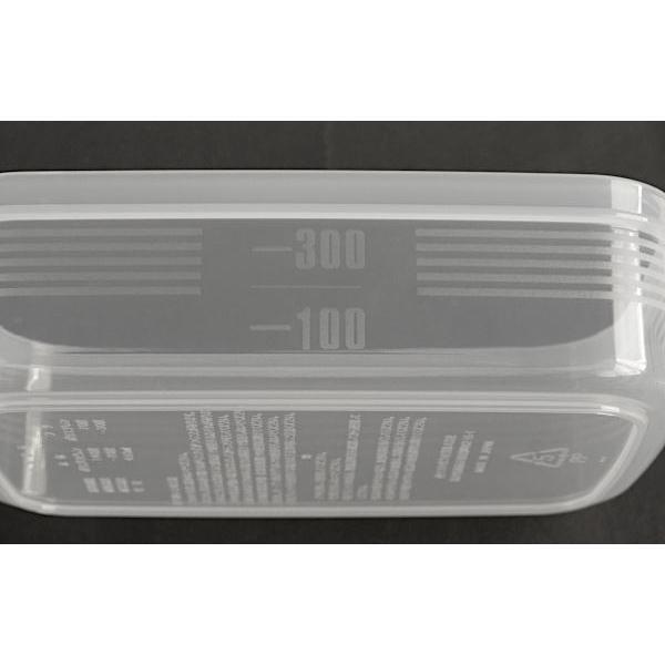食品用シール容器 しっかりパック 満量450ml 2個入 kawauchi 08