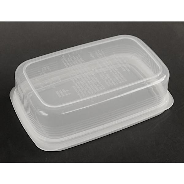 食品用シール容器 しっかりパック 満量450ml 2個入 kawauchi 09