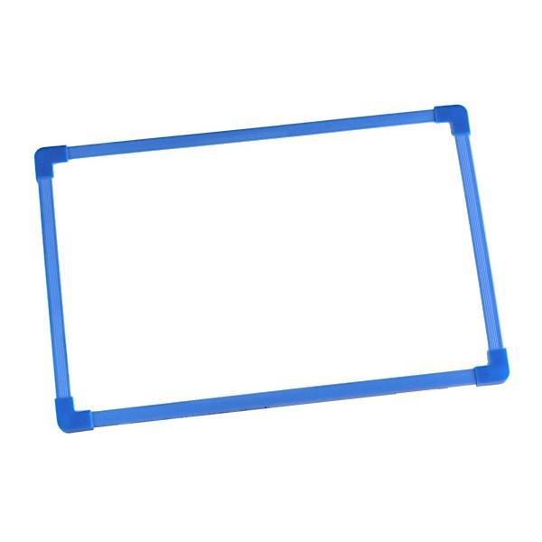 ホワイトボード マグネット付 30×20cm [色指定不可]