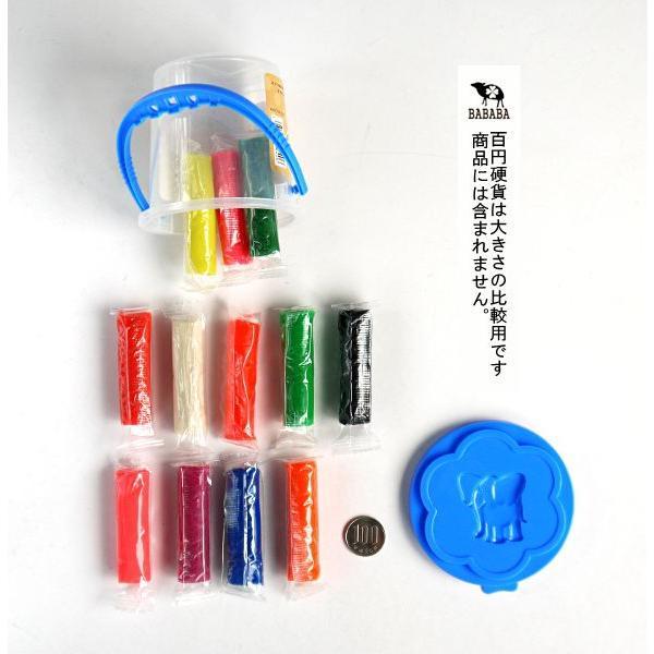 粘土 こむぎねんど 12色 計200g|kawauchi|03