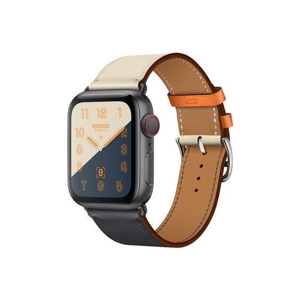 kawauso PUレザー apple watch バンド  42mm-44mm 互換アップルウォッチ Series 5/4/3/2/1  アップルウォッチ PUレザー2色カラー|kawauso|02