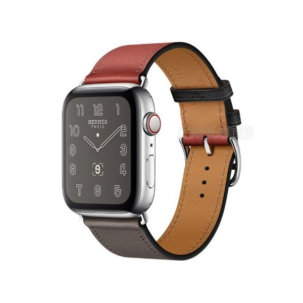 kawauso PUレザー apple watch バンド  42mm-44mm 互換アップルウォッチ Series 5/4/3/2/1  アップルウォッチ PUレザー2色カラー|kawauso|04