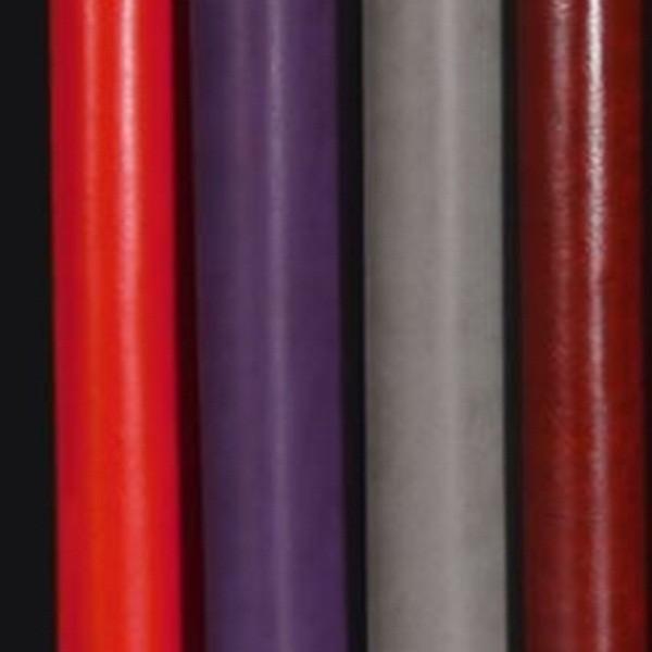 kawauso 合皮レザー大きめサイズ A4 ルーズリーフ 手帳型 4穴 ビジネス ペン挿し 収納(紫・青・黒・茶色) kawauso 15