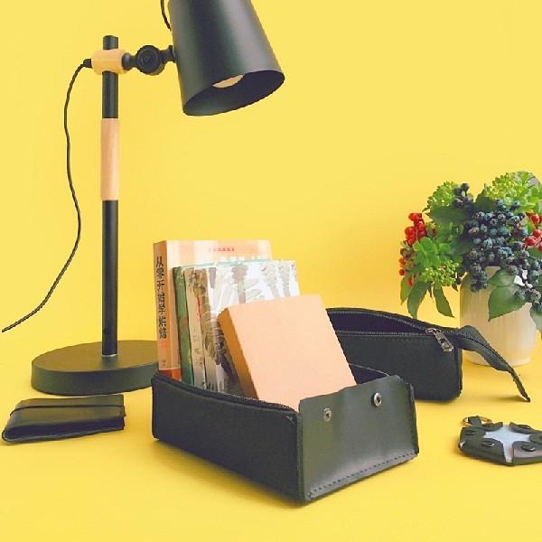 kawauso 大容量 形が変わる 3way ペンケース 筆箱 フェルト レザー 無地 ビジネス 仕事 薄型 小物いれ|kawauso|02