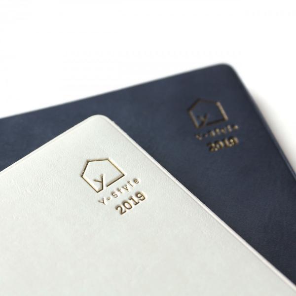 Y-Style ワーキングマザーの手帳 2019年 1月始まり B6 家族 ファミリー ワーママ 手帳 マンスリー 月間 週間 スケジュール帳|kazokushuno|08