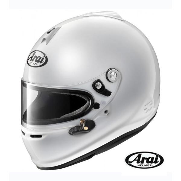 サイズM アライヘルメットGP-6S8859四輪車レース用FIA8859規格ヘルメット(AraiHELMET)
