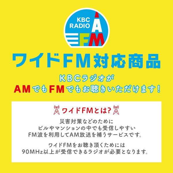 ソニー【ワイドFM対応】ソーラー&手回し充電ラジオ|kbcshop|12