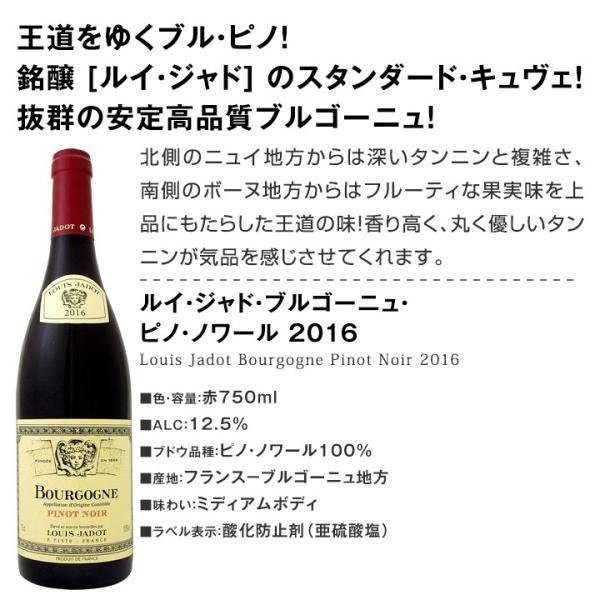 赤ワインセット 第17弾激得ブルゴーニュ&南仏フレンチ・ピノ・ノワール6本セット wine set|kbwine|02