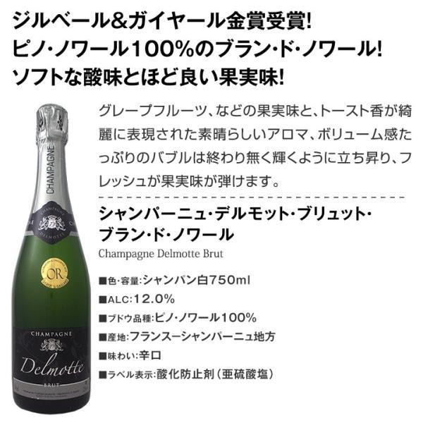 シャンパン2本セット 第24弾 スパークリングワインセット sparkling wine set Champagne|kbwine|03