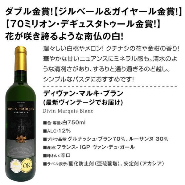 白ワイン6本セット 辛口 第112弾 wine set イタリア フランス kbwine 06