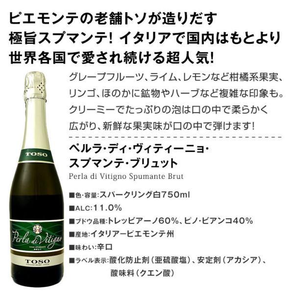 辛口スパークリングワイン6本セット 第62弾 sparkling wine set kbwine 03