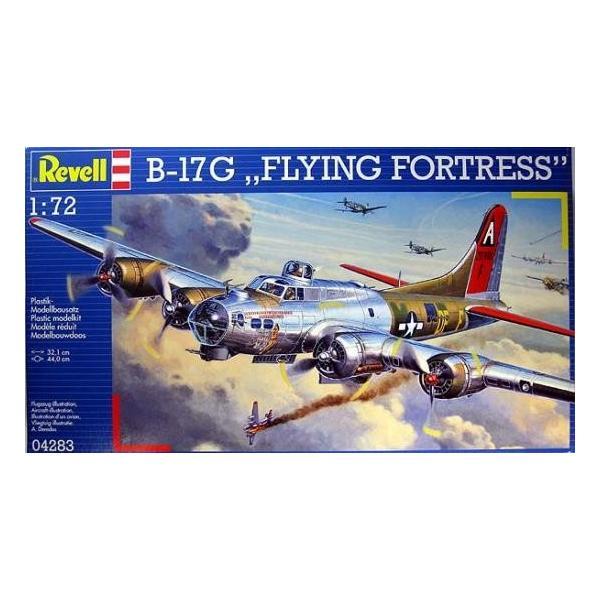 1/72 空の要塞 ボーイングB-17G...