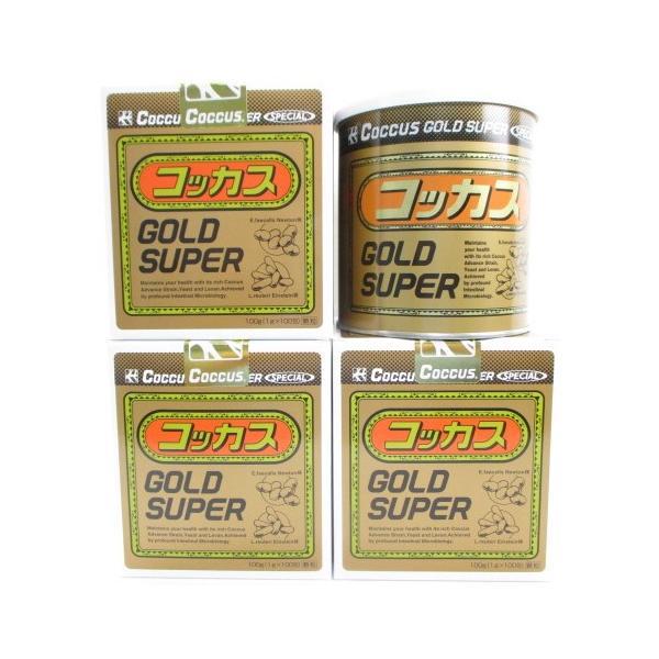 2缶setコッカスゴールドスーパー [最新品が最安値]アドバンス腸内細菌食品*送料無料|kdckdc