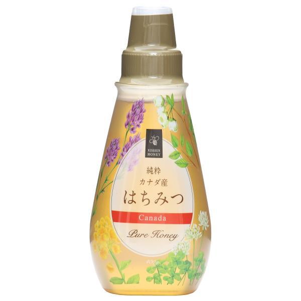 クローバー蜂蜜 カナダ産 400g / ハチミツ トースト ヨーグルト 製菓 料理 ホットドリンク はちみつ ハチミツ