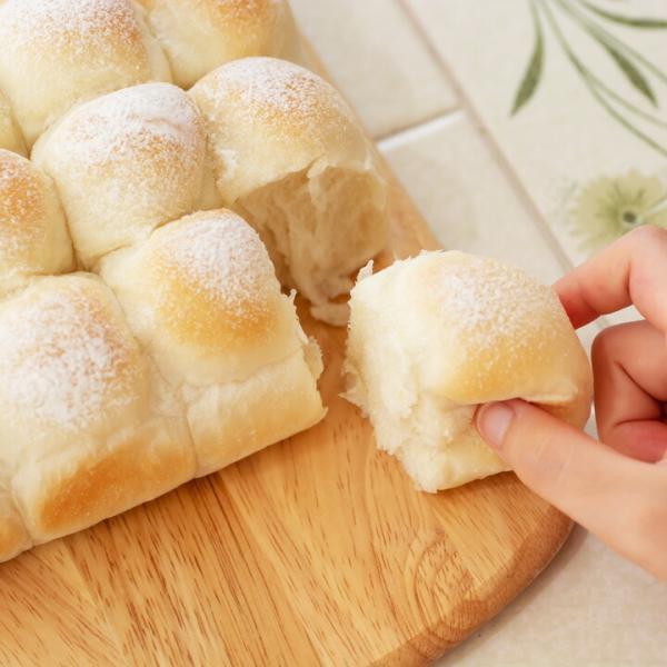 パン用粉 ゆめちからストレート 1kg 平和製粉 / 北海道産 小麦粉 準強力粉 / パン用粉 手作りパンにどうぞ 1キロ