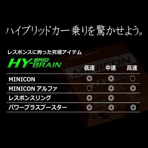 スズキ イグニスハイブリッド HYBRAIN MINICON&レスポンスリングHYBRIDセット|keepsmile-store|06