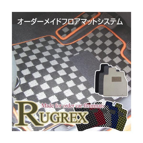 トヨタ ノア・ノアハイブリッド 80系 RUGREX スポーツラインフロアマット|keepsmile-store