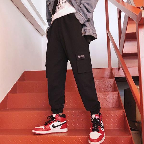 送料無料 ジョガーパンツ メンズ 2019新作 細身 スウェットパンツ ストレッチ 登山用パンツ イージーパンツ スエットパンツ 暖か 裏起毛 サルエルパンツ|keepy|02