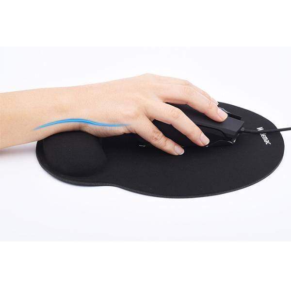 マウスパッド リストレスト 低反発 手首 ラクラク シンプル おしゃれ 長時間 快適 PC パソコン 疲労 軽減  周辺機器 送料無料|keepy|07