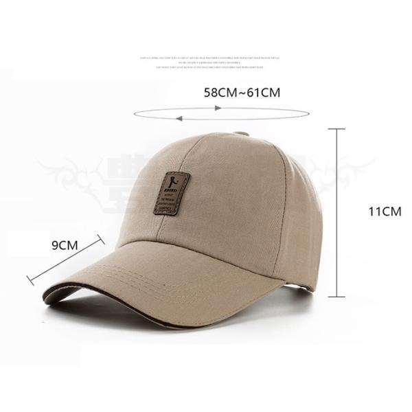 2019新作人気ワークキャップ 野球帽  ベースボールキャップ  キャップ メンズ帽子 紫外線対策 日焼け止め UVカット スポーツ アウトドア 送料無料 keepy 09