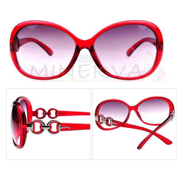 送料無料 ビックフレーム グラデーション サングラス UVカット  ミラー レディース メンズ ケース付き 偏光 sunglass 超軽量 メガネ|keepy|06
