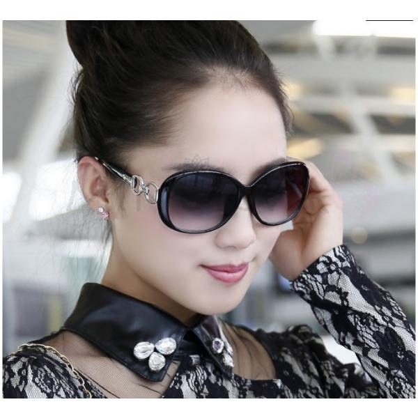 送料無料 ビックフレーム グラデーション サングラス UVカット  ミラー レディース メンズ ケース付き 偏光 sunglass 超軽量 メガネ|keepy|09