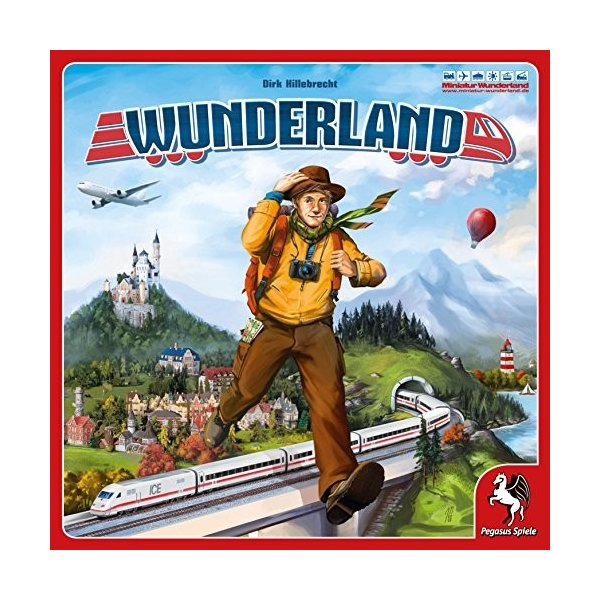 ワンダーランド(Wunderland)