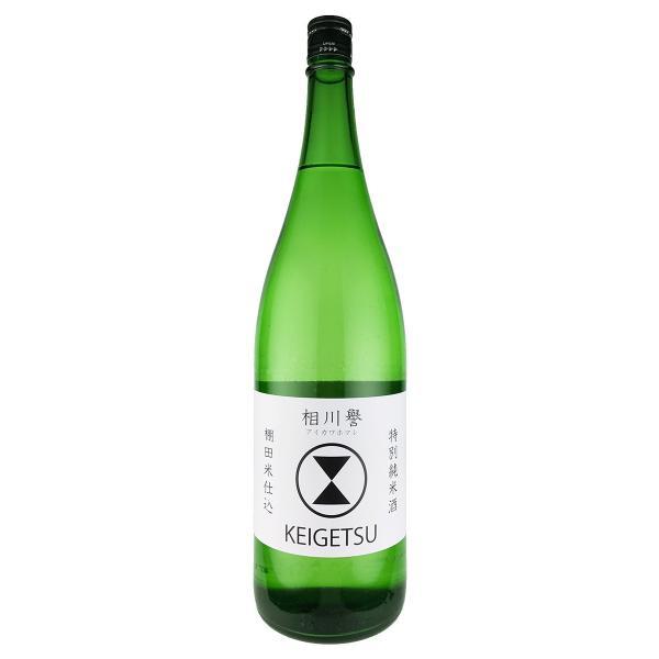 桂月 特別純米酒 相川譽(1,800ml) 日本酒 土佐酒造 高知県|keigetsu