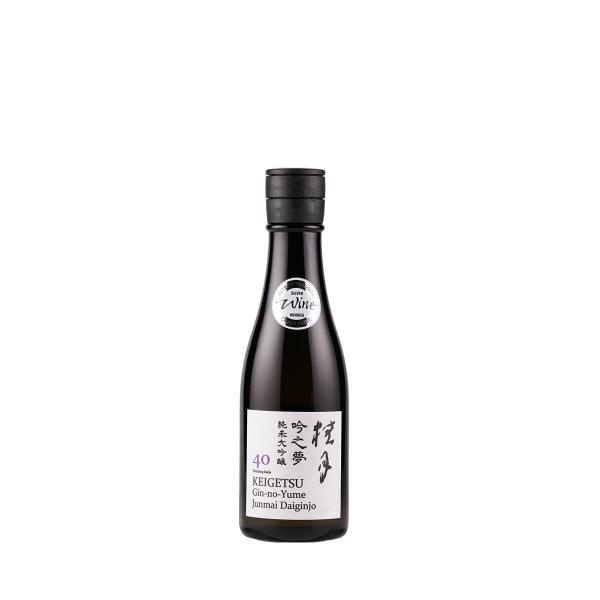 桂月 吟之夢 純米大吟醸40 (300ml) 日本酒 土佐酒造 高知県|keigetsu