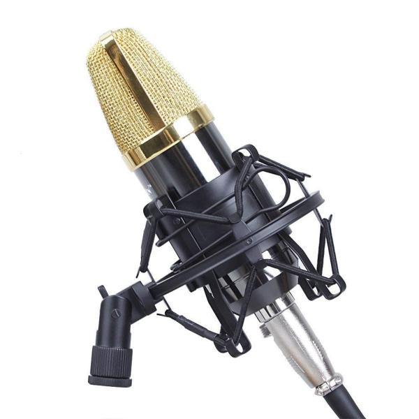 hana ショックマウント サスペンションホルダー スマホ スタンドセット 振動防止 48mm-54mmに対応 (48mm-54mm, ブラ|keihouse|08