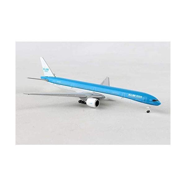 herpa 1/500 777-300ER KLM Asia PH-BVB Fulufjallet National Park 完成品