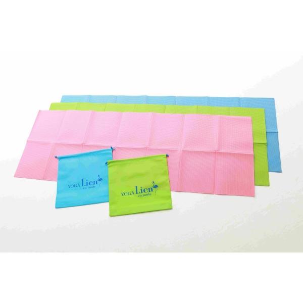 折りたたみヨガマット3枚セット〜巾着袋付き〜|keipro-shop|02