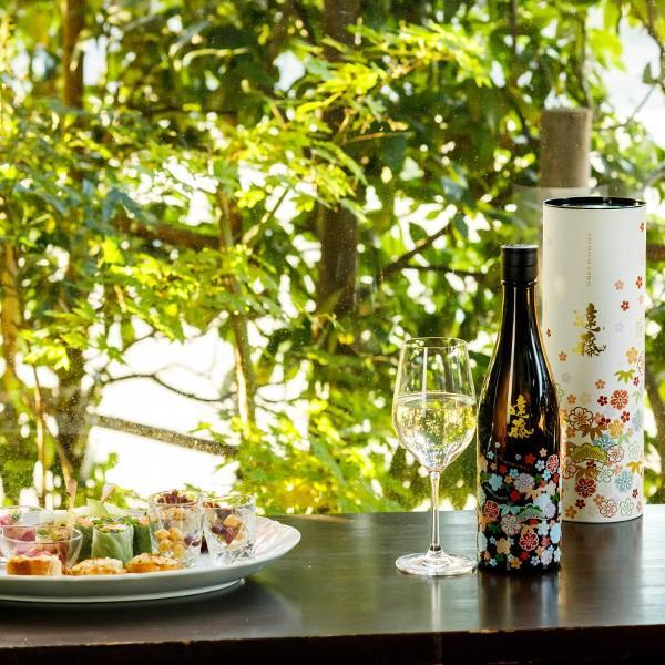 ギフト プレゼント 2019 日本酒 贈り物 内祝い 誕生日祝い 手土産 インバウンド 遠藤 PRMIUM FLOWER プレミアムフラワー 純米大吟醸 720ml|keiryu-endo|05