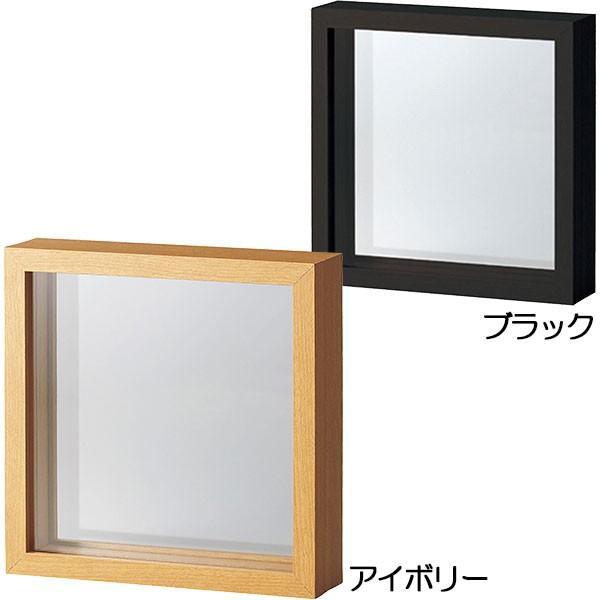 フレーム 口21cm×奥行5cm マグネット式 インテリア 花器 PET板取り外し可能 ガラス製