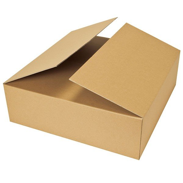 宅配ボックス リースBOX 35A式 全高15.6cm×口36cm 5枚セット 店舗用 業務用 ラッピング ギフト 包装 アレンジ 花冠 リース 紙製