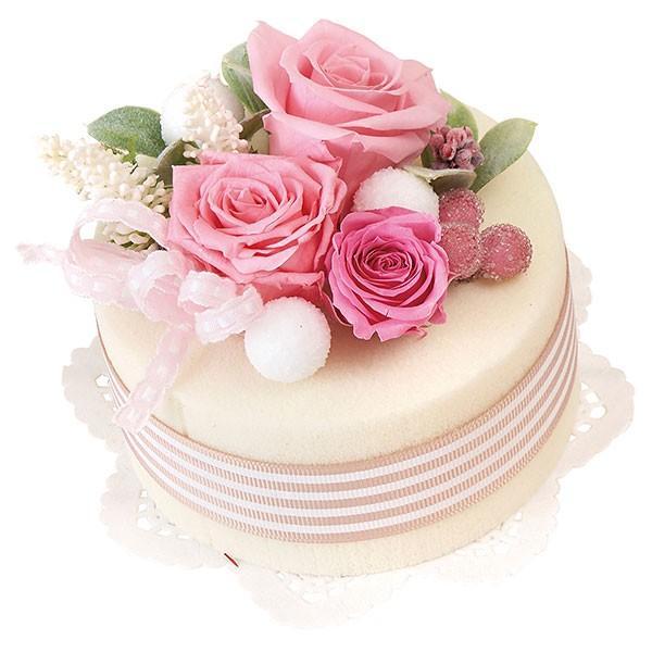 プリザーブドフラワー デコレーションケーキ ピンク 2個セット 全高8cm 直径12 8cm バラ 薔薇 天然素材 クリアケース入り ギフト アレンジ Kd Z19y605 2 人工観葉植物と造花の通販ケイシン 通販 Yahoo ショッピング