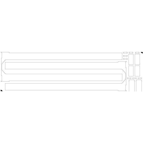 113系 横須賀色(先頭車)【マスキングテープ】|keishinmokei|02