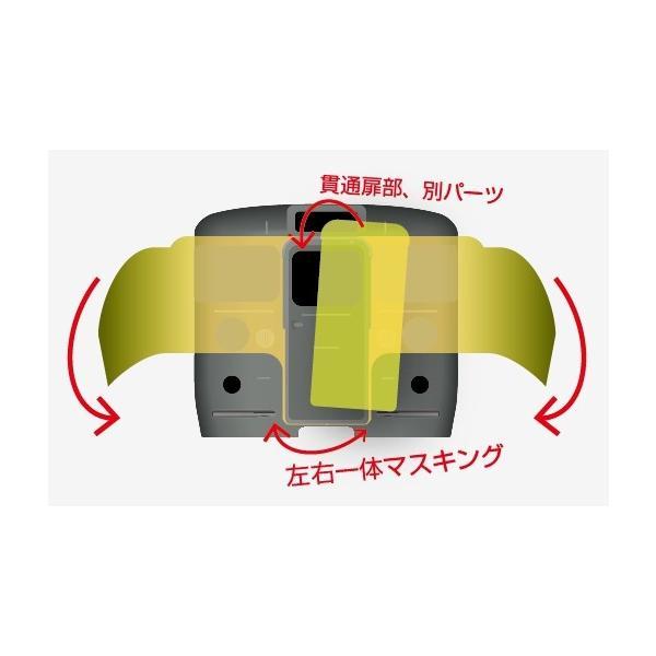 115系 横須賀色(先頭車)【マスキングテープ】|keishinmokei