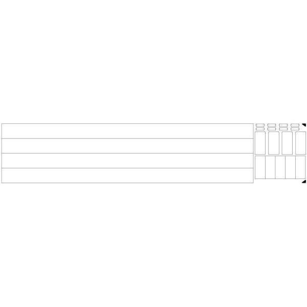 113系/115系 横須賀色(中間車)【マスキングテープ】|keishinmokei|02