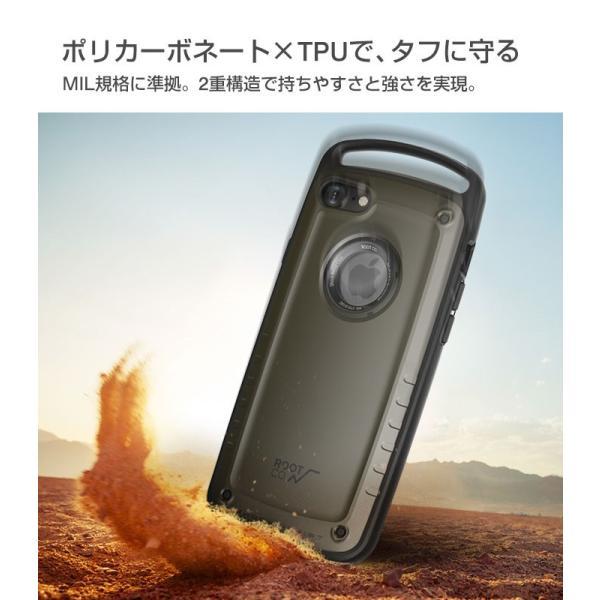 アイフォン8 iPhone8 ケース メンズ アイホン7 iphone7 ケース 耐衝撃 ハードケース カバー メンズ rootco. ROOT CO.|keitai|04