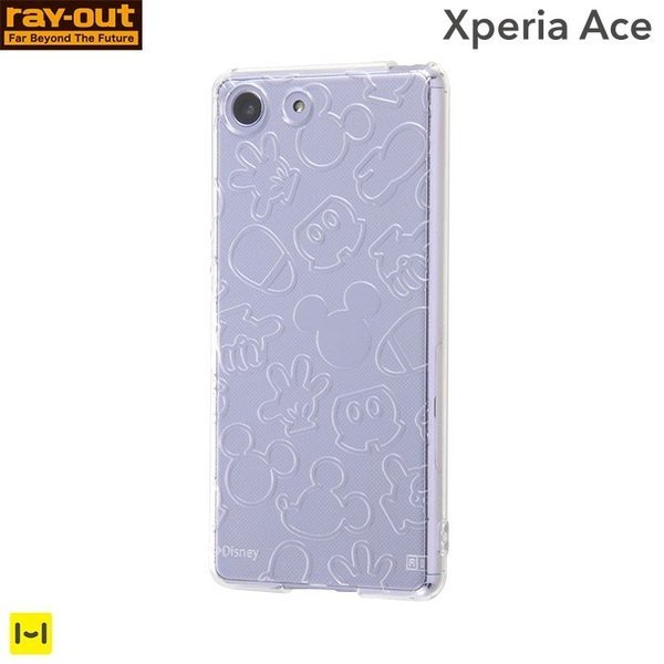 Xperia Ace ディズニー ケース