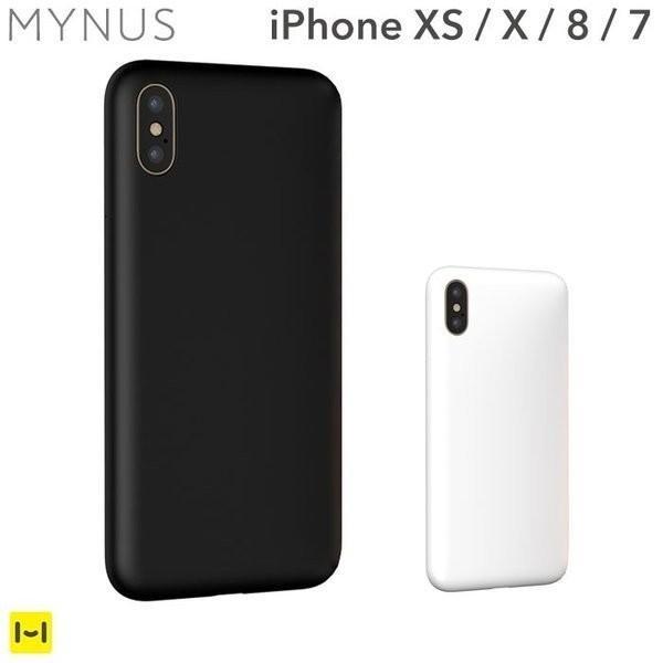 iphone8 ケース 極薄 iphonex iphone7 ケース アイフォン8 極薄 iPhoneケース MYNUS エラストマー素材使用|keitai